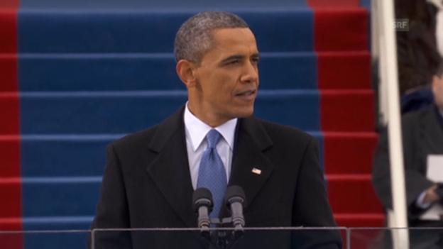 Video «Obama will gegen Klimawandel vorgehen» abspielen