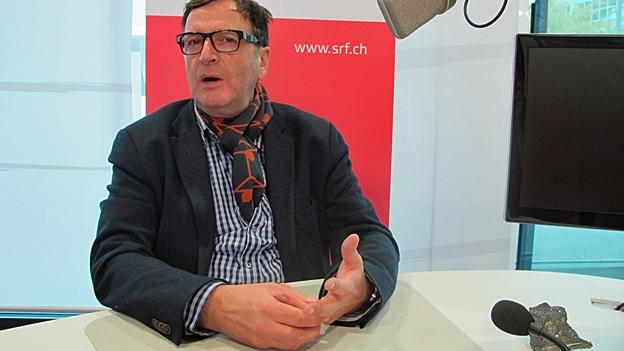 Das Gespräch mit Luciano Fasciati (26.11.2014)