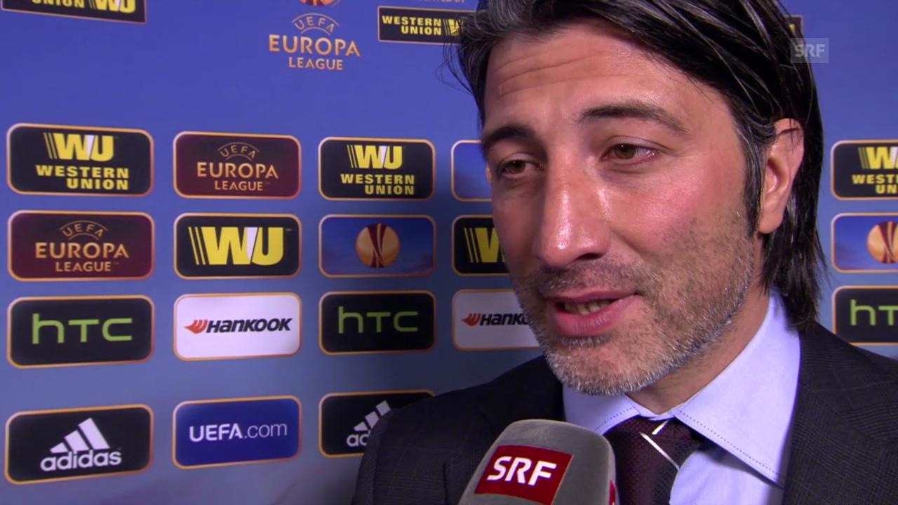 Interview mit Murat Yakin