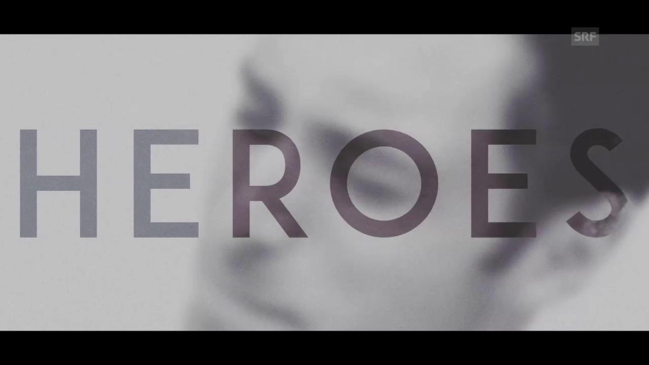 Schweden: Måns Zelmerlöw mit «Heroes»