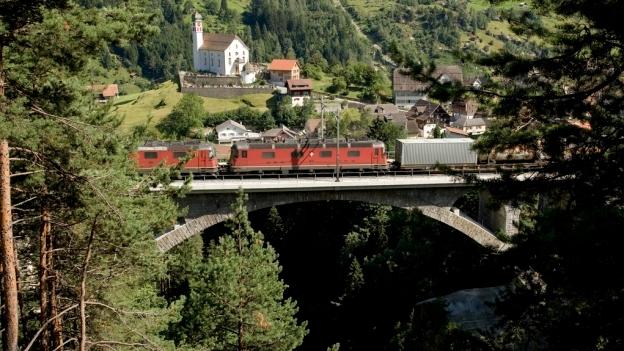 SOB bewirbt sich um Gotthard-Bergstrecke (04.02.2014)