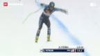 Video «Ski: Kein Schweizer Erfolg in Gröden» abspielen