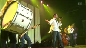 Video «Heilsarmee-Band auf Promo-Tour in Amsterdam» abspielen