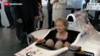 Video «Bundesräte im Sauber-Boliden» abspielen