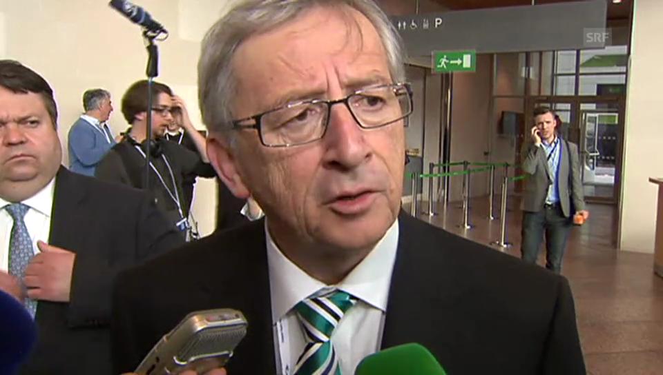 Juncker will Barrosos Posten