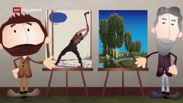 Video «Helveticus 2: Arnold Böcklin und Ferdinand Hodler (12/26)» abspielen