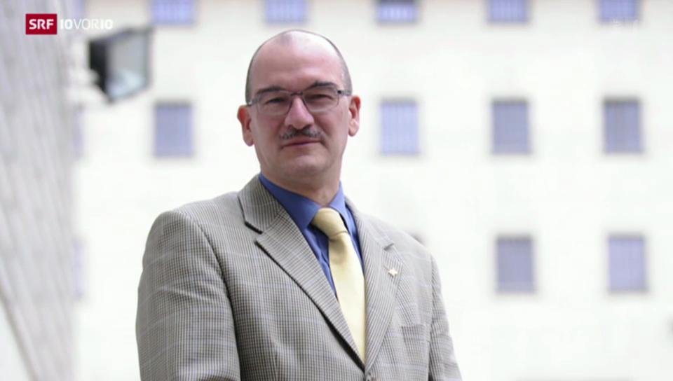 Thorberg-Direktor vorläufig freigestellt