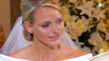 Video «Aktuell: Hochzeit in Monaco» abspielen