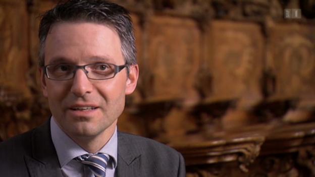 Video «Schweizer Milliarden-Unternehmen katholische Kirche» abspielen