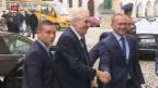 Video «Präsidentschaftswahlen in Tschechien» abspielen