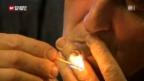 Video «Fumoir-Serie: Noch fünf Stunden bis zum Rauchverbot» abspielen