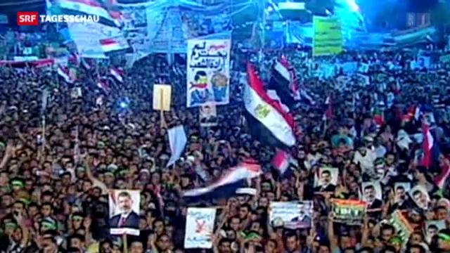 Blutige Krawalle in Ägypten