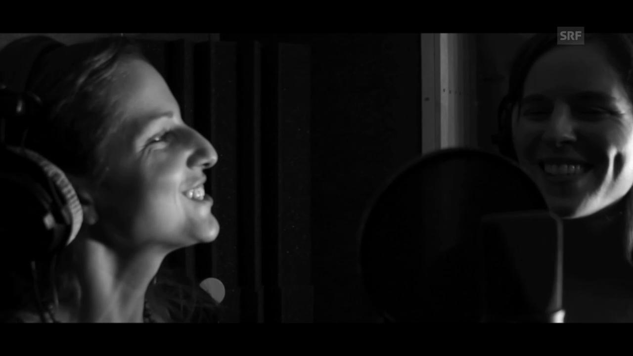 Natacha & Stéphanie – «Une terre sans vous»