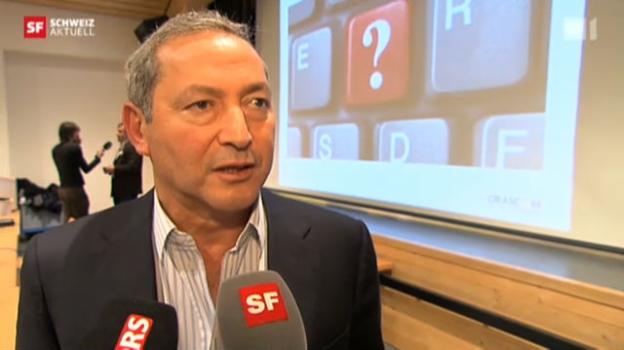 Video «Enttäuschung in Andermatt» abspielen