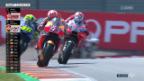 Video «Marquez triumphiert auf dem Sachsenring» abspielen
