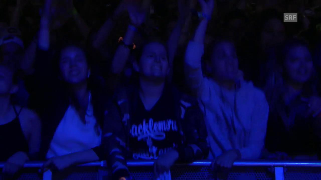 Macklemore & Ryan Lewis - «Glorious» Gurtenfestival