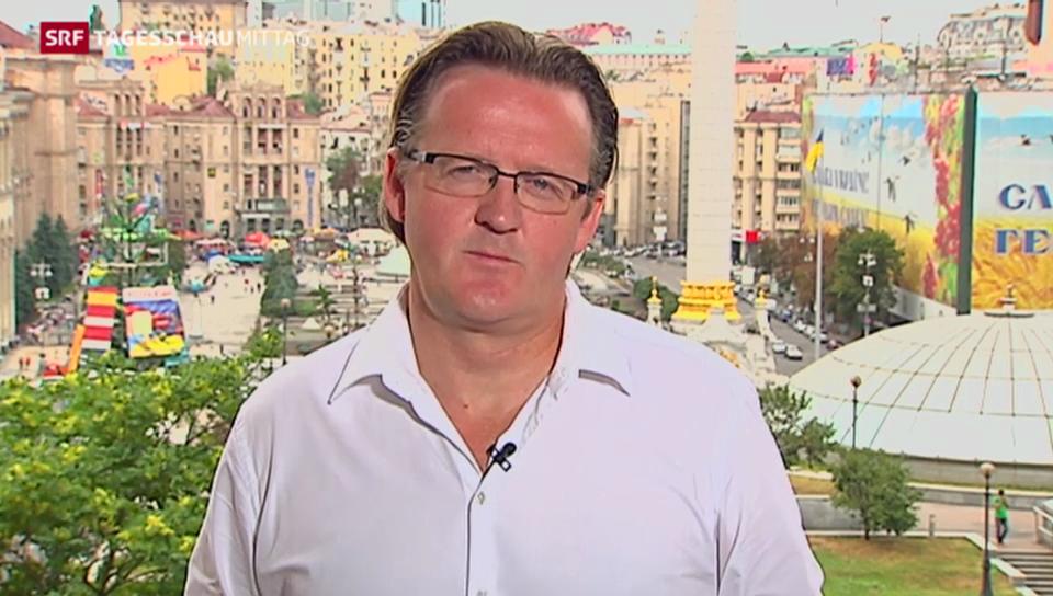 Einschätzung von SRF-Korrespondent Christoph Franzen