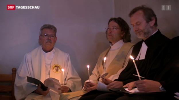 Video «Keine ökumenische Feier» abspielen