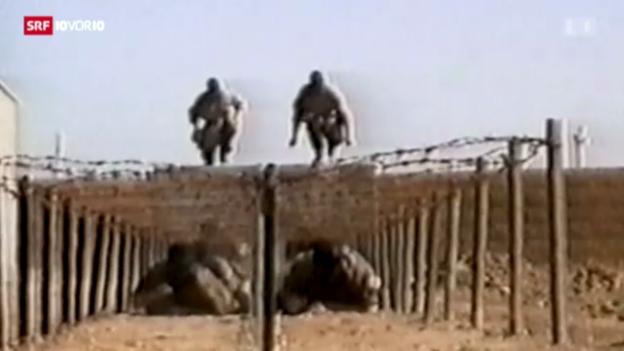 Video «NDB hat 20 mutmassliche Dschihadisten im Visier» abspielen