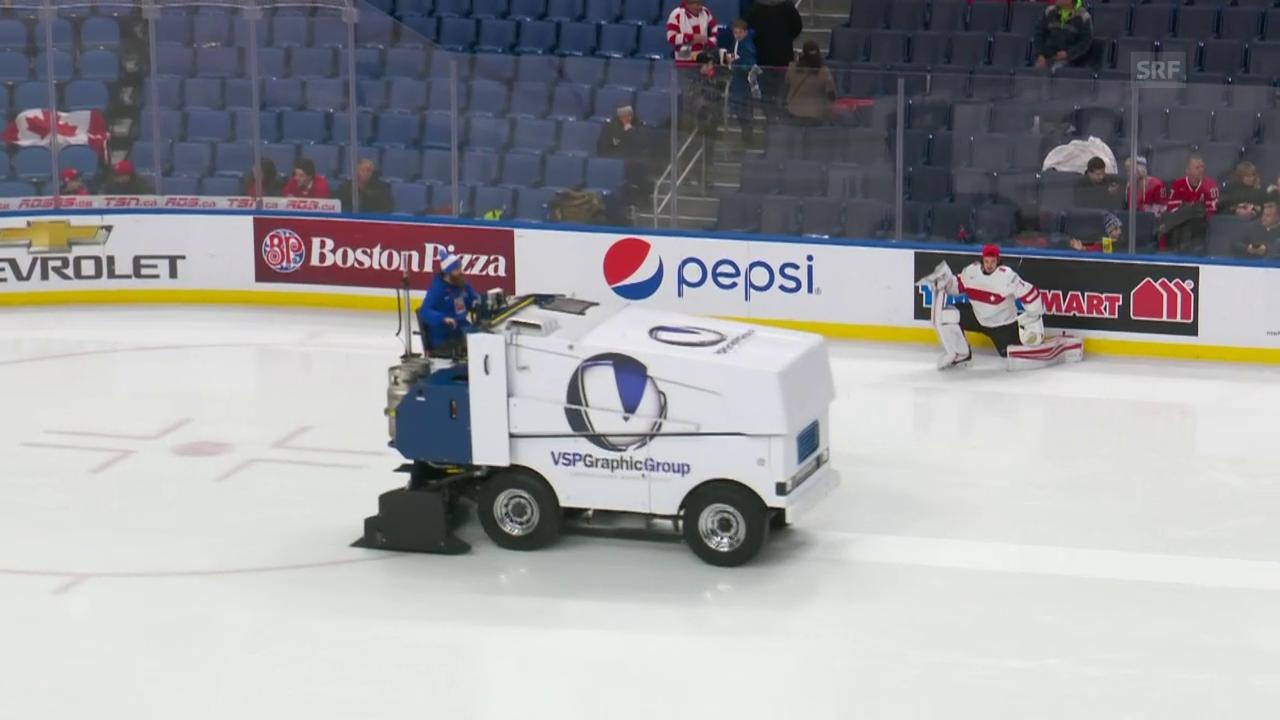 «Aberglauben»-Duell in Buffalo