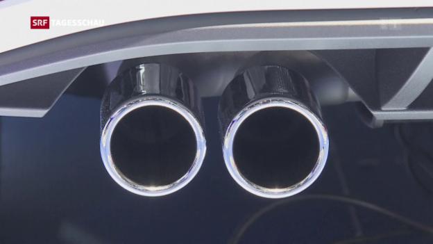 Video «Unzulässiges Abgassystem bei Porsche» abspielen