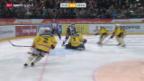 Video «Eishockey: NLA, Zug - Bern» abspielen