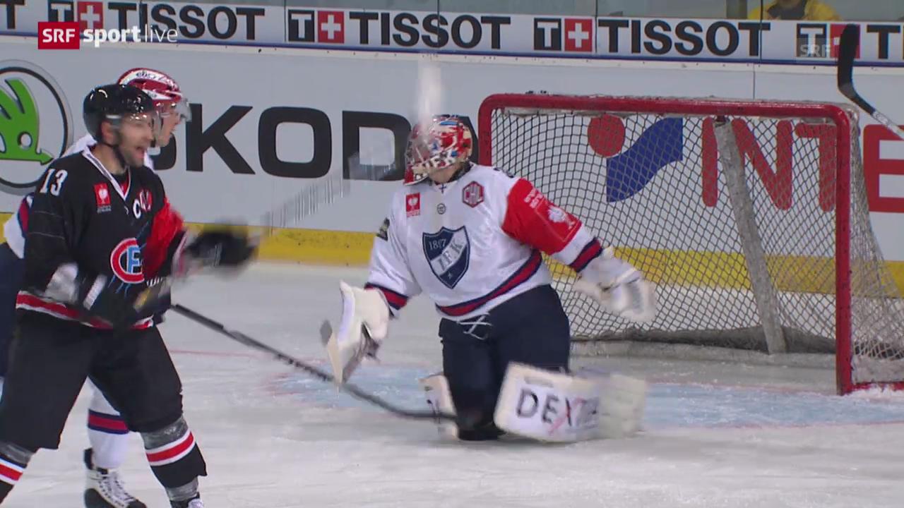 Eishockey: CHL, Freiburg-Helsinki