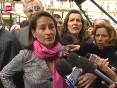 Ségolène Royal will mehr