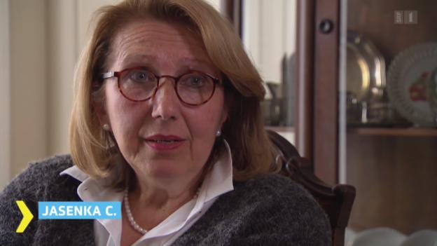 Video «Teilzeit-Falle: Ein Leben lang Schuften, aber keine Pension» abspielen