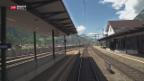 Video «Südostbahn übernimmt Gotthardbergstrecke» abspielen