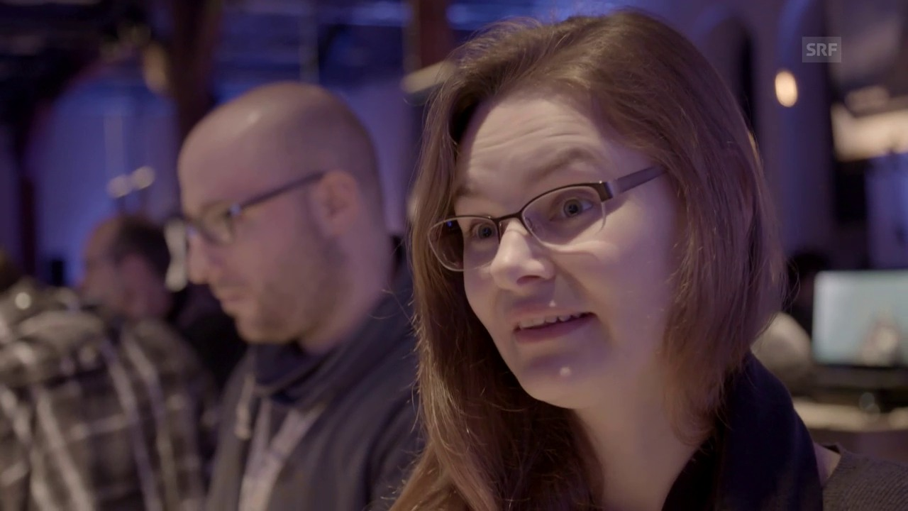 Philomena Schwab: «Game-Entwickler sind nahezu Drogendesigner»