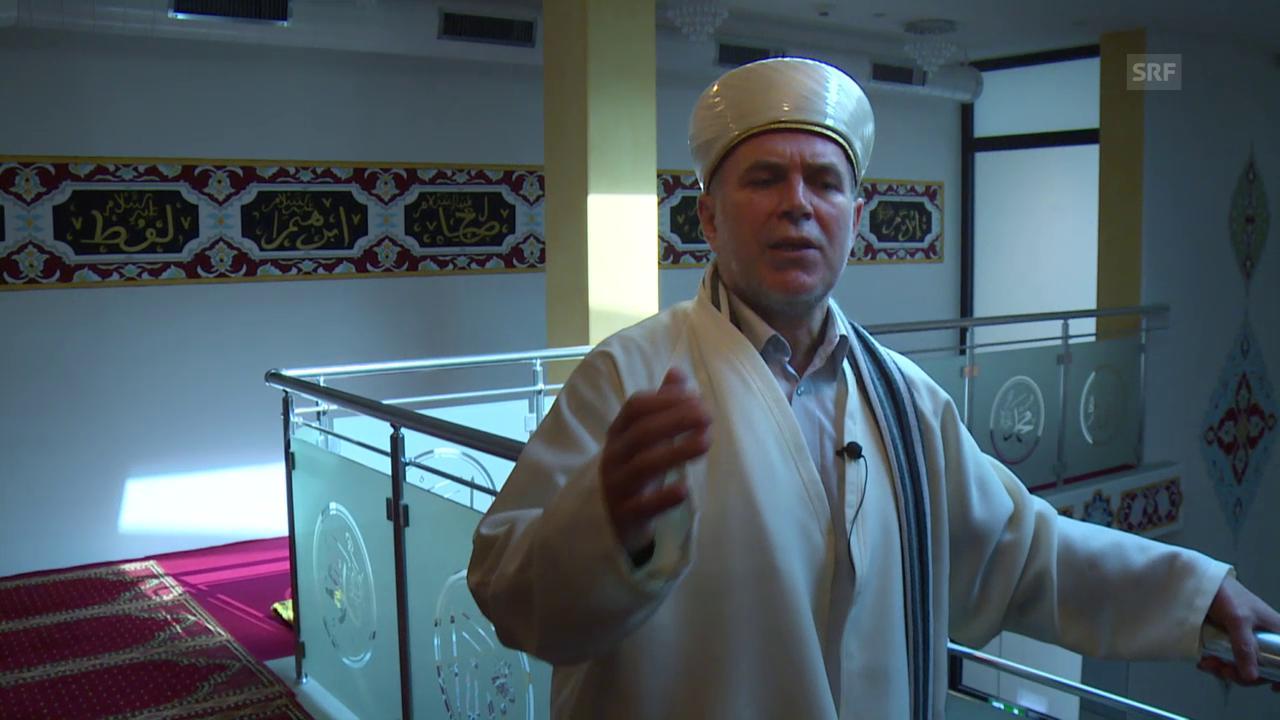 Imam Memeti: «Homosexuelle sollten nicht in die Moschee kommen.»