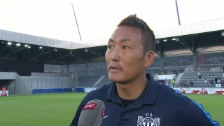 Link öffnet eine Lightbox. Video FCZ-TrainerTsawa: «Fussball-Gott war nicht auf unserer Seite» abspielen