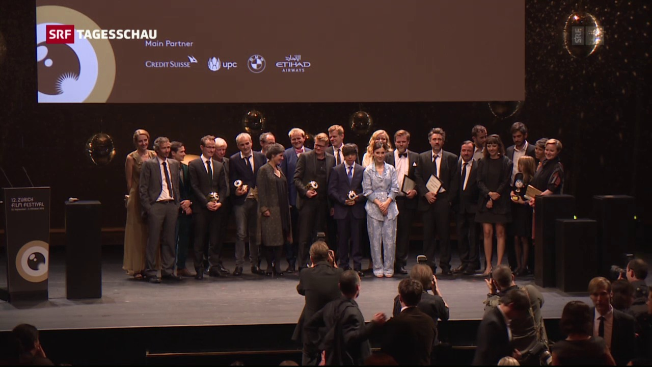 Die 12. Ausgabe des Zurich Film Festival geht zu Ende
