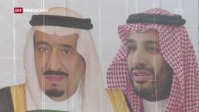 Video «Fall Khashoggi: Tod bestätigt und Aufklärung verlangt» abspielen