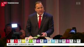 Video «Wahlsieg für Schwedens Sozialdemokraten» abspielen