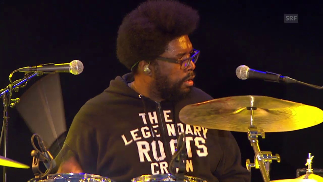 The Roots «The Seed» - Openair Frauenfeld 2015
