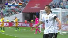 Video «Das Tor von Goretzka gegen Australien» abspielen