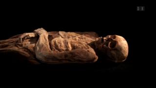 Video «Mumien - Kampf gegen den Zerfall» abspielen