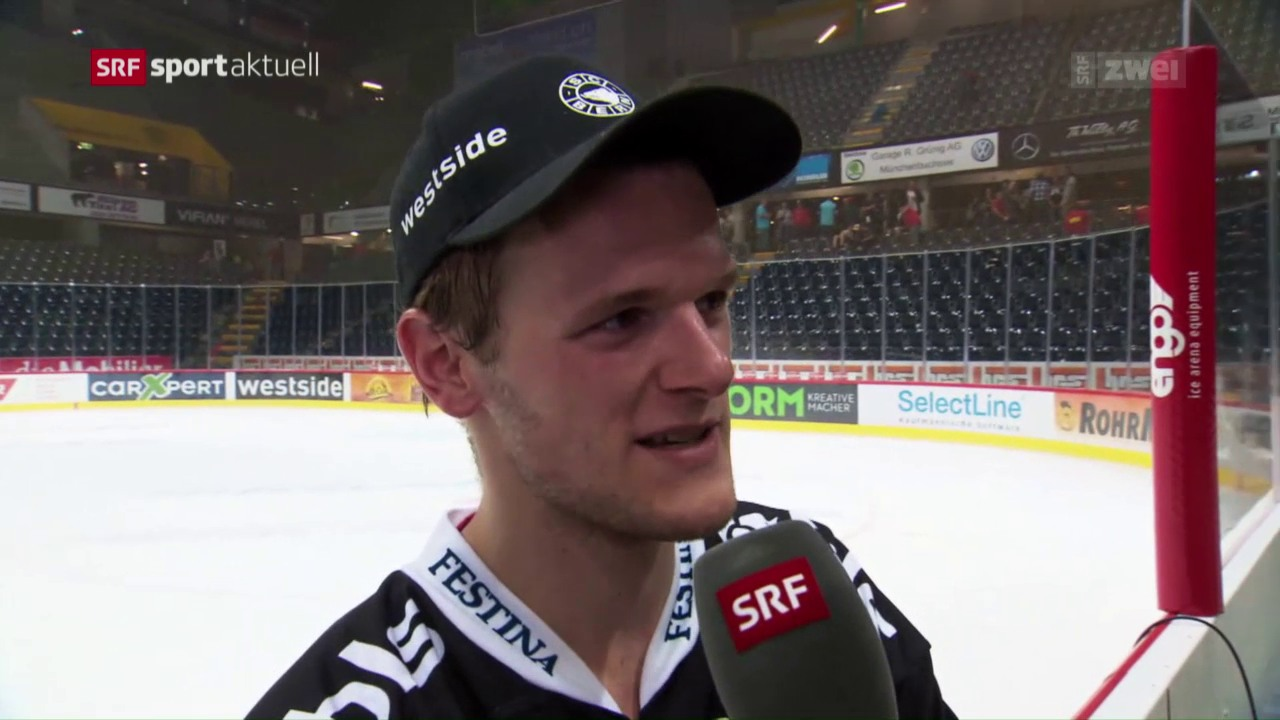 SCB-Goalie Leonardo Genoni im Interview