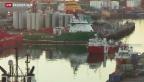 Video «Öl-Reichtum versus Unabhängigkeit in Schottland» abspielen