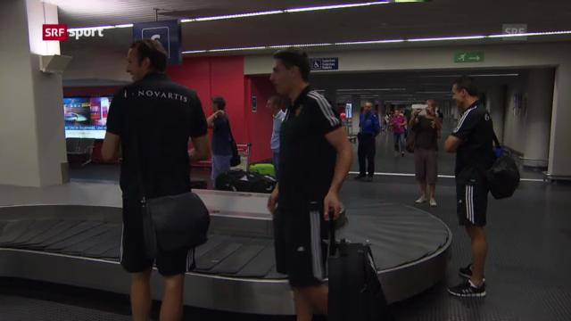 Fussball: Basel am Tag nach dem Spiel in Tel Aviv («sportaktuell»)