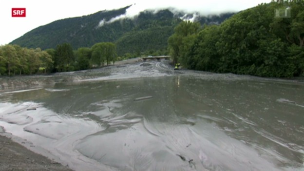 Video «Schweiz aktuell vom 10. Juni 2013» abspielen