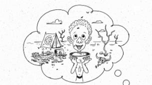 Video «Filosofix: Das Gedankenexperiment «Kind im Teich»» abspielen