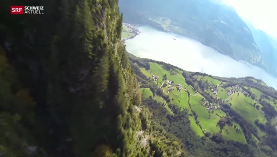 Wingsuit-Unfall in Walenstadt SG: «Verband muss Grenzen setzen»