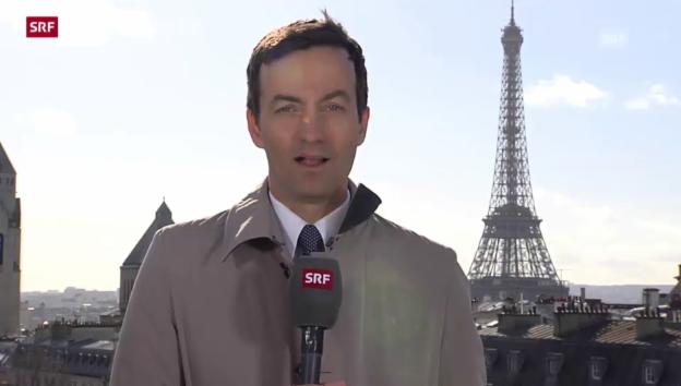 Video «Erste Einschätzungen von SRF-Korrespondent Gerber» abspielen