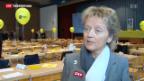 Video «Widmer-Schlumpf zum Steuerabkommen» abspielen