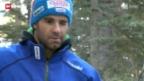 Video «Ski: Didier Défagos Saisonvorbereitung» abspielen