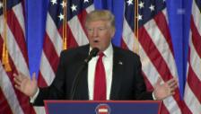 Video «DIe ganze Medienkonferenz von Trump» abspielen