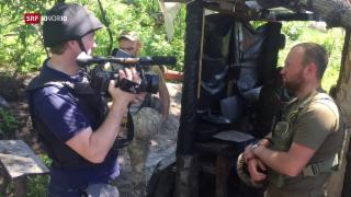 Video «Die Ukraine im Kampf gegen Korruption» abspielen